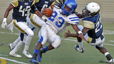 Bay Rivers District recap: Young Poquoson's hot start leads Friday football sweep