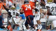 Virginia defense excels against UCLA, but who's the quarterback?