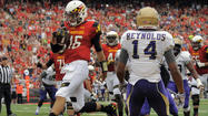 Maryland rolls to 52-7 win over James Madison in season opener
