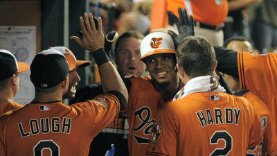 Getting help from old and new sources, Orioles hold on for 3-2 win over Minnesota