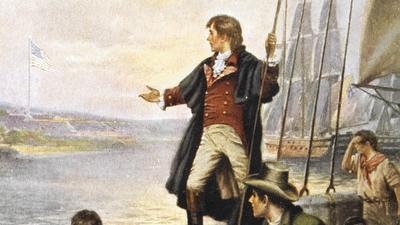 Fear on the Severn: Dispatches reveal Annapolis' brush with war 200 years ago