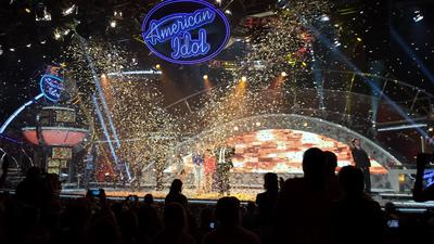 Pictures:  Disney's American Idol Experience has last show