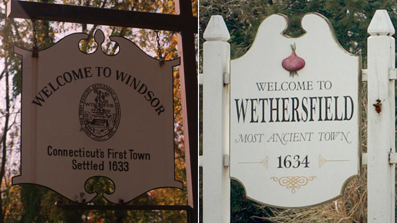 Both Windsor and Wethersfield claim they are the oldest town in Connecticut.