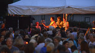 Boordy Vineyards Summer Concert [Pictures]