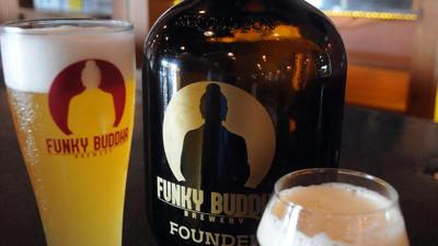The Funky Buddha: a Fort Lauderdale brewery