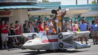 Hollywood Studios a likely choice for Disney's Star Wars franchise