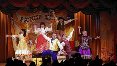Disney's Hoop-Dee-Doo still serving up laughs, dinner after 40 years