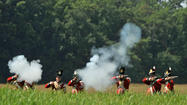 Two centuries later, Battle of Caulk's Field brought to light