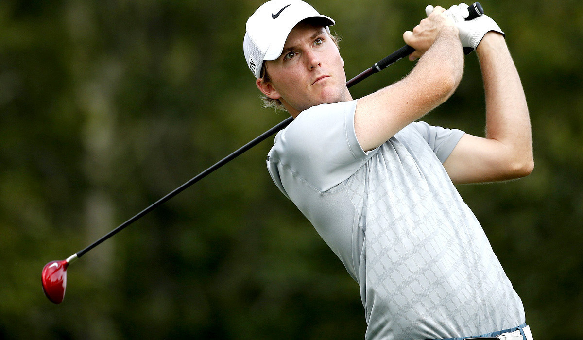Russell Henley leads in Massachusetts, with Rory McIlroy in the hunt