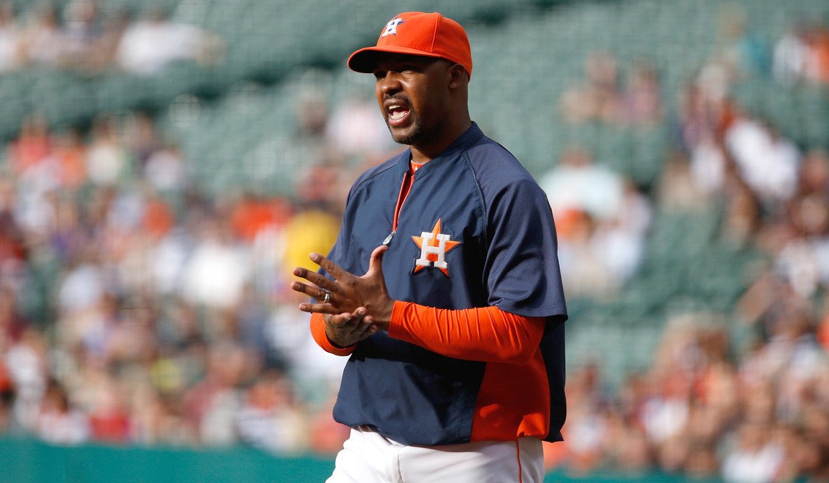 Bo Porter fired as manager of the Houston Astros