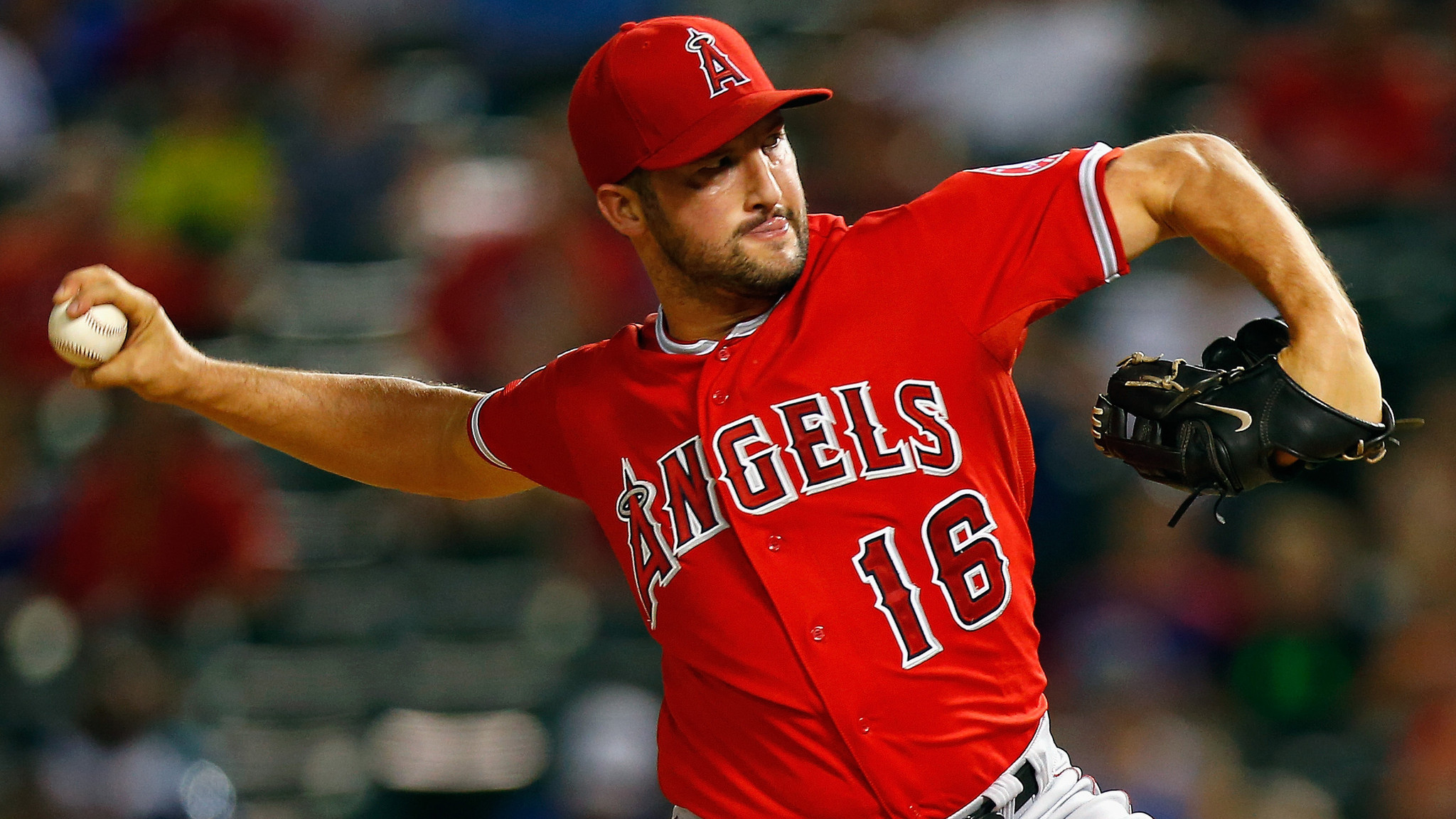 Angels find much stronger relief this season