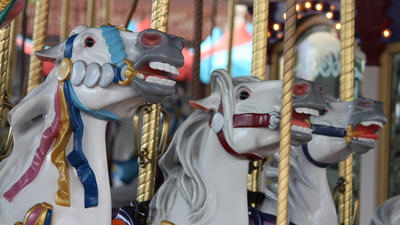 Disney Spotlight: Prince Charming Regal Carrousel