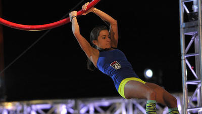 Kacy Catanzaro's 'American Ninja Warrior' run ends in Las Vegas