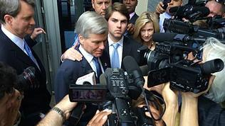 Video: Mcdonnell Leaves Richmond Court