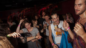 Vague Output First Anniversary Party in Photos