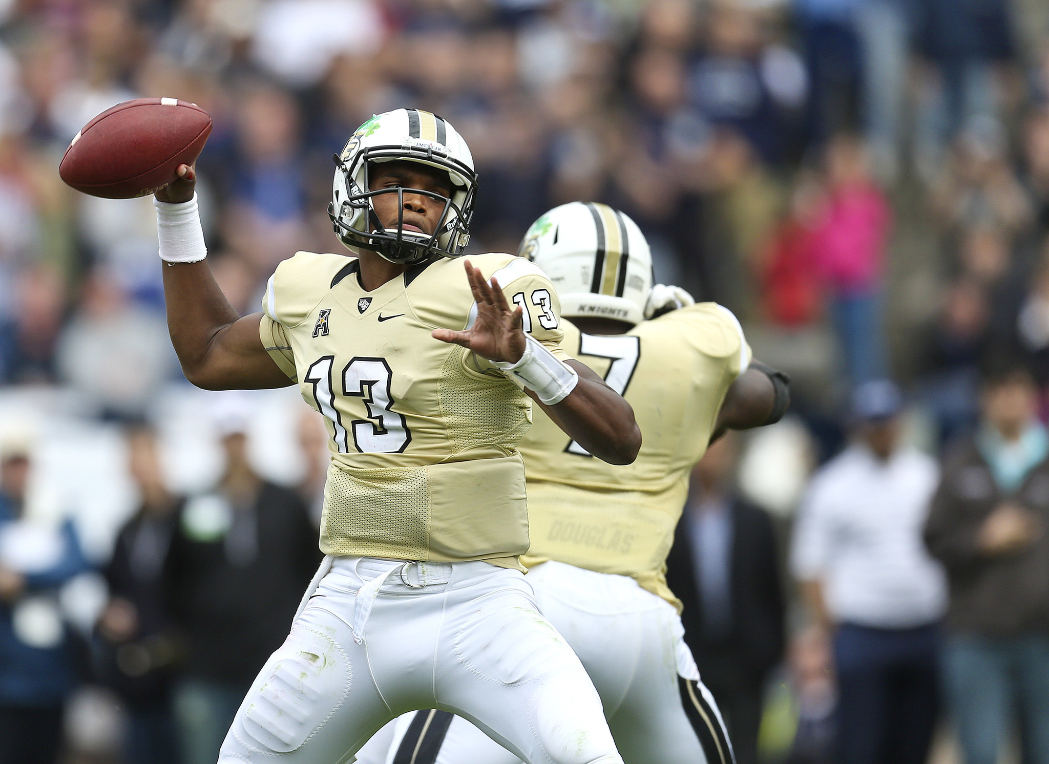 Sports Buzz Who Will Be The Starting Quarterback For Ucf Orlando