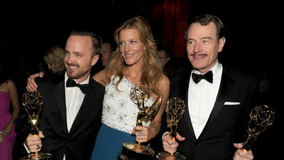 'Breaking Bad' piracy rates soar after 2014 Emmy wins
