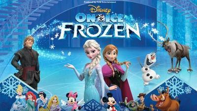 New seats available at all shows of 'Disney on Ice presents Frozen'