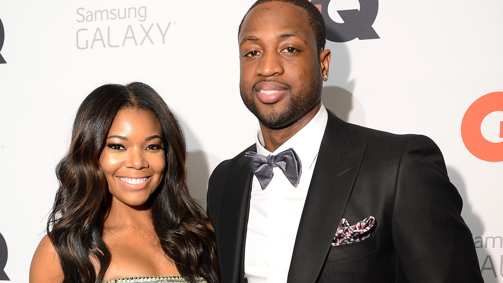 Gabrielle union marries dwyane wade couple has five wardrobe gabrielle union marries dwyane wade couple has five wardrobe changes la times junglespirit Gallery