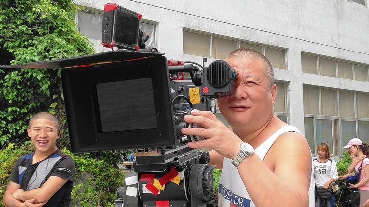 Chinese director Zhang Wei