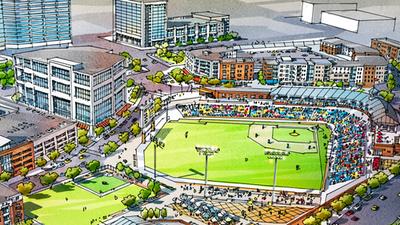Hartford Picks Baseball Stadium Developer For Council To Consider