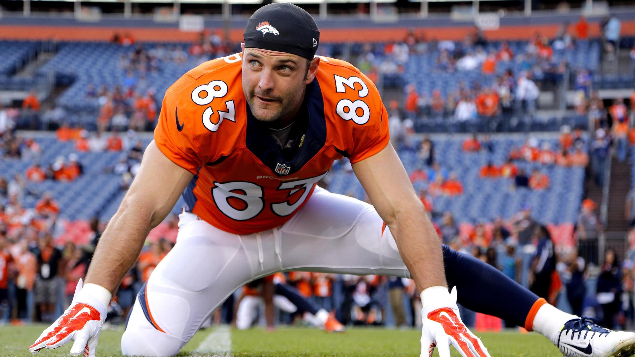 Reports: Denver Broncos receiver Wes Welker suspended after positive amphetamines test