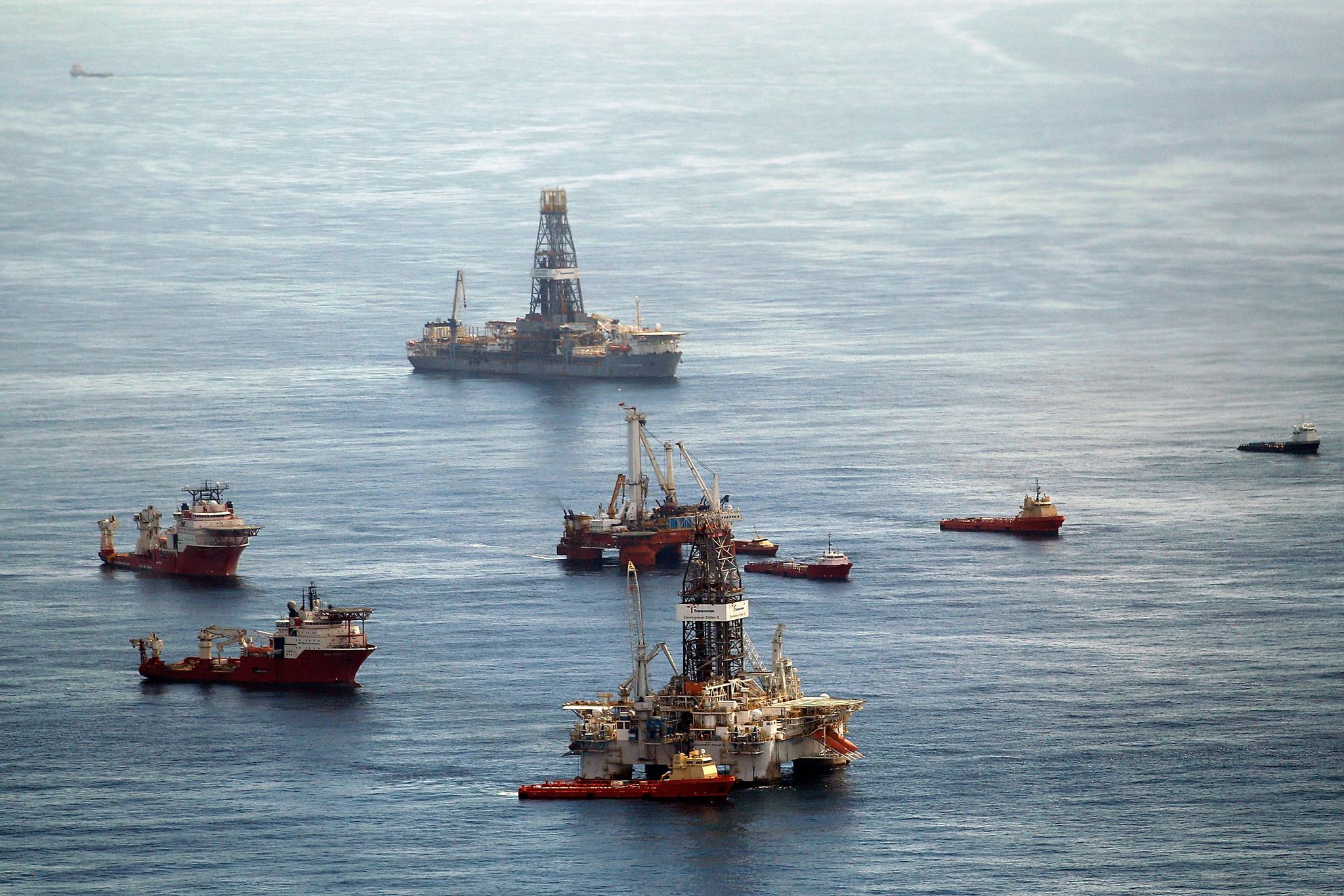 Halliburton agrees to pay $1.1 billion in Deepwater Horizon spill