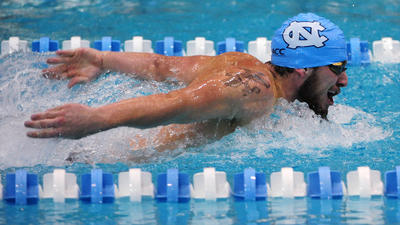 Williamsburg's Ben Colley named to USA Swimming National Team
