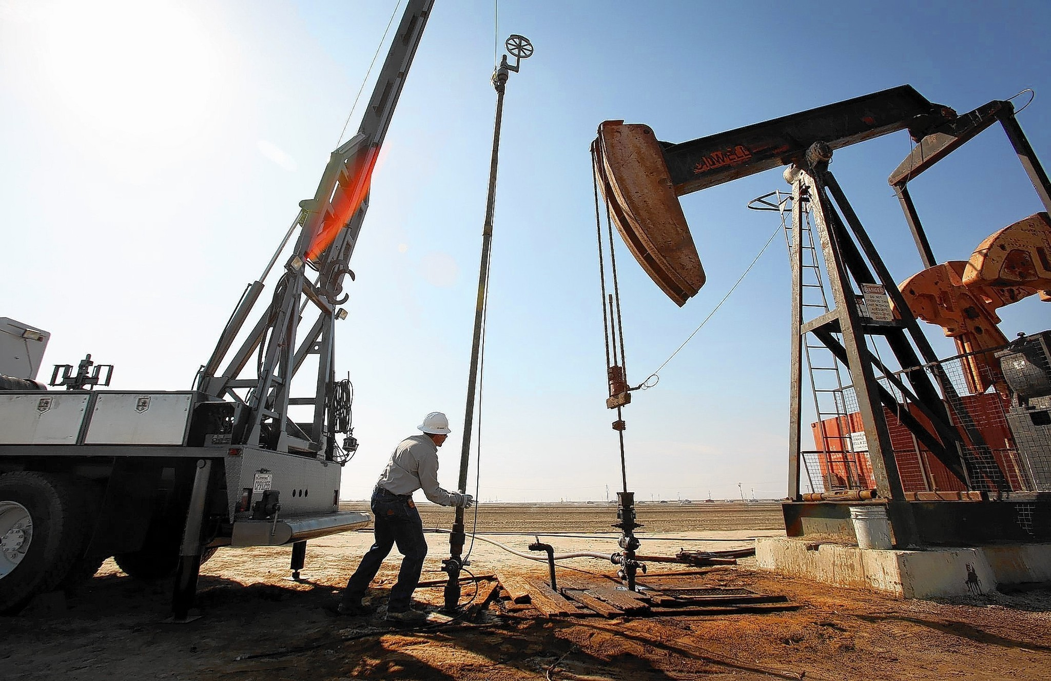 Limited water presents challenge for natural gas fracking