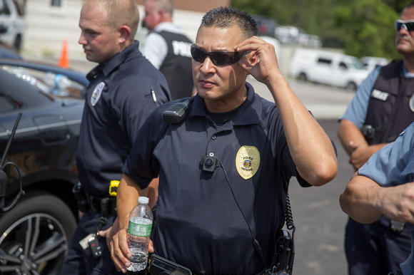 Body cameras in Ferguson