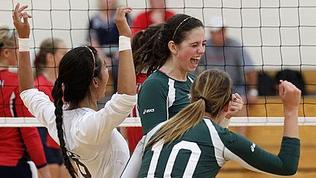 Video: Jamestown VS Grafton Volleyball
