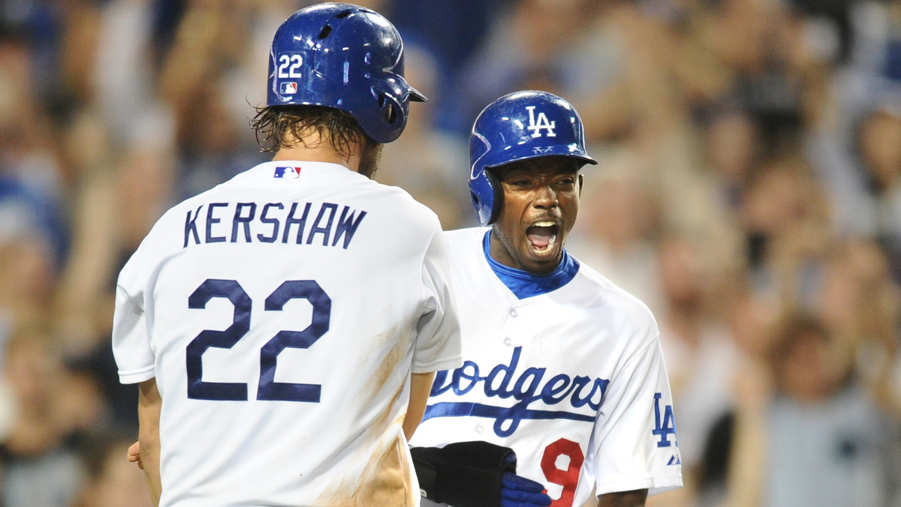 Clayton Kershaw wins again as Dodgers down Nationals, 4-1