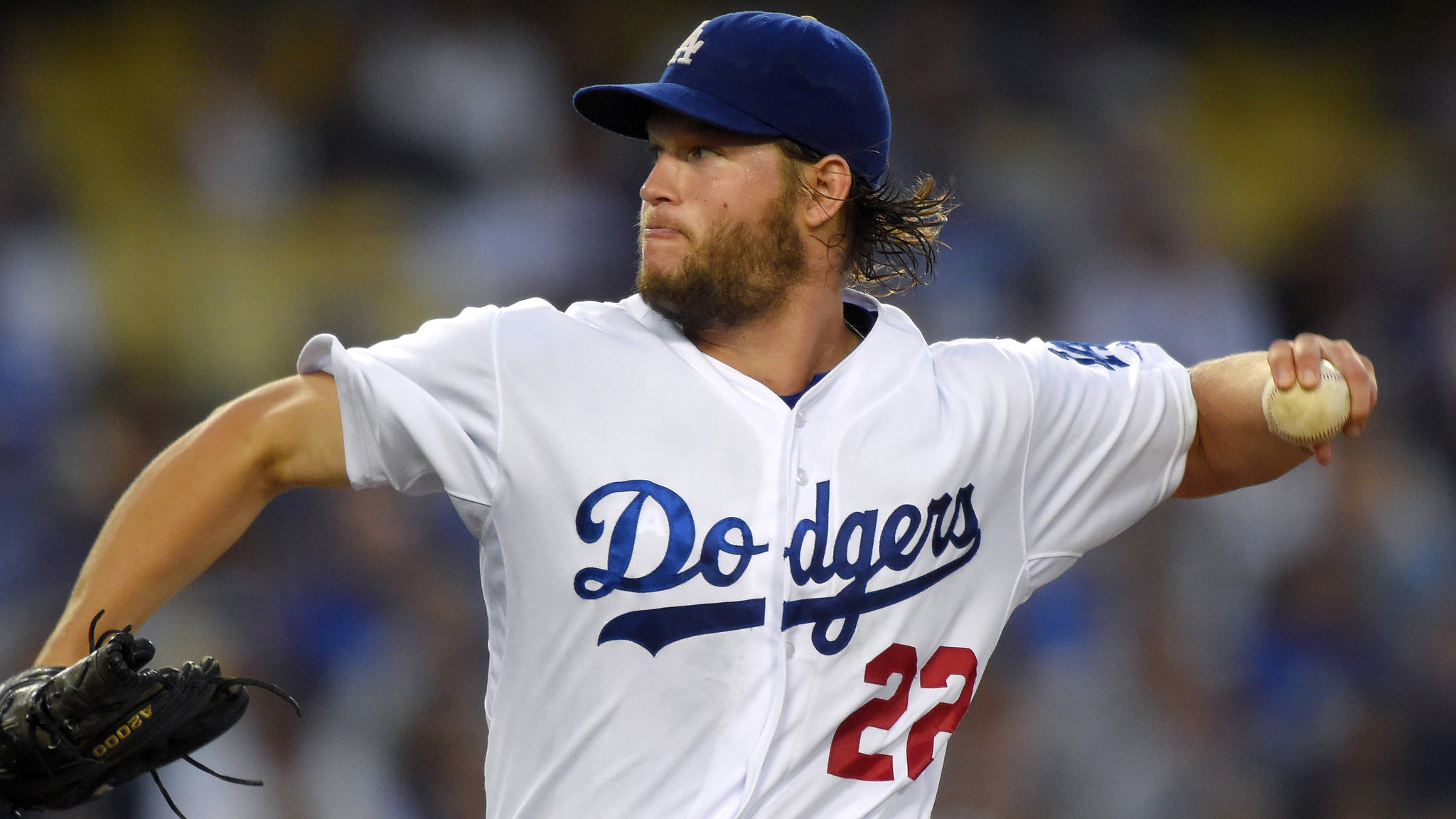Dodgers' Clayton Kershaw helps on offense in 4-1 win over Nationals