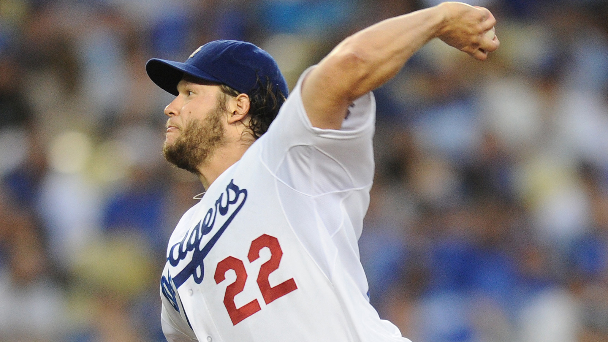 Clayton Kershaw does it again in victory over Nationals