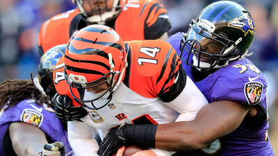 Five stats that stand out before the Ravens take on the Cincinn…