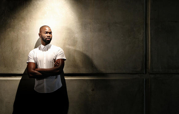 "Playwright Tarell Alvin McCraney's ""Choir Boy"" opens Sept. 26 at the Geffen Playhouse."
