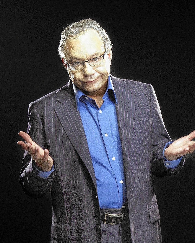 Comedian Lewis Black W...