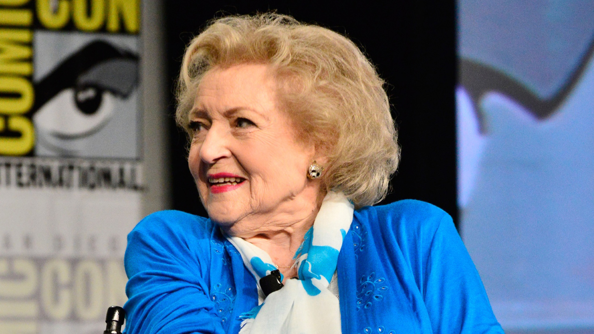 betty white died
