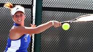 Photo Gallery: Burbank vs. La Cañada non-league girls' tennis