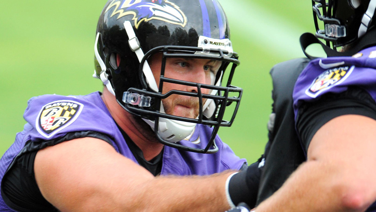 First test looms for new Ravens right tackle Rick Wagner