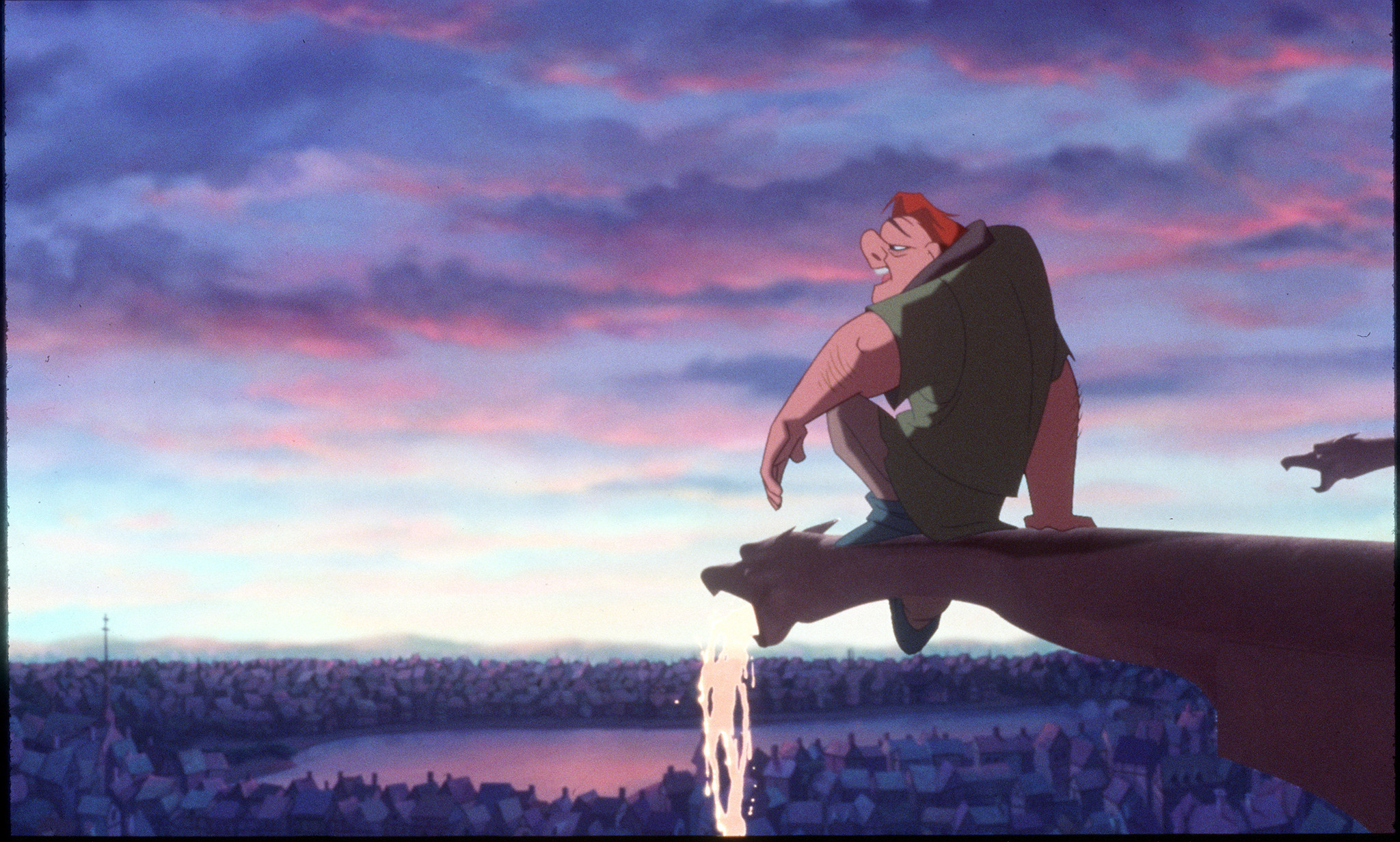 a review of the disneys animated movie the hunchback of notre dame The hunchback of notre dame: an original walt disney records soundtrack is the soundtrack to the 1996 disney animated feature film,  review scores source rating.
