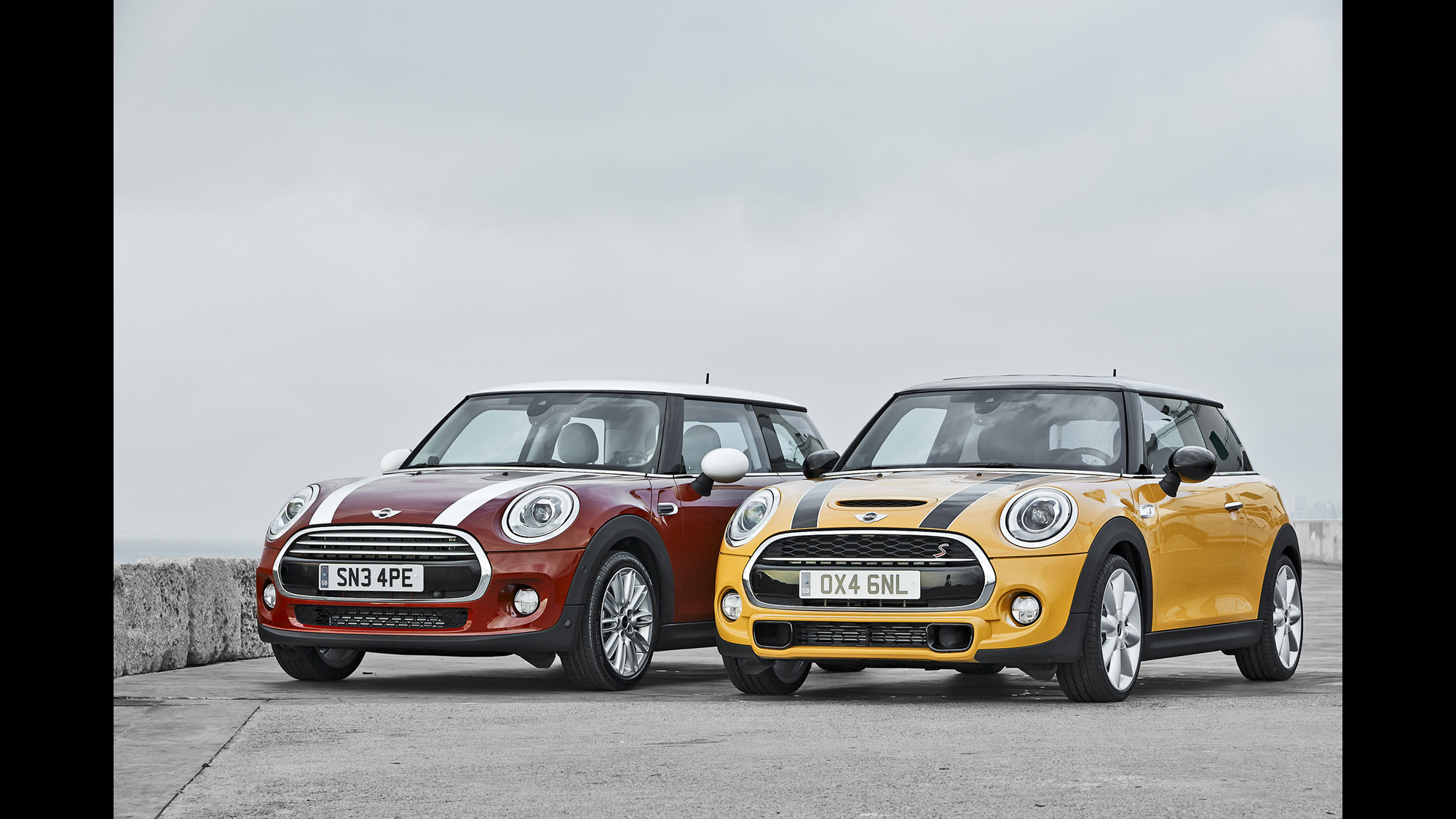 Review Mini makes Cooper and Cooper S a better car for a larger