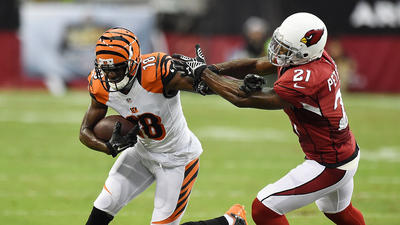 Ravens bracing for Bengals star wide receiver A.J. Green