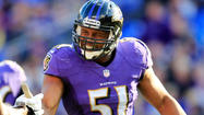 Ravens veterans are going to have to set a manageable pace this season