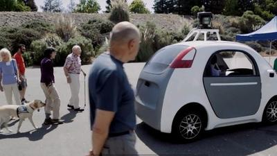 Driverless cars: Who is responsible when something goes wrong?