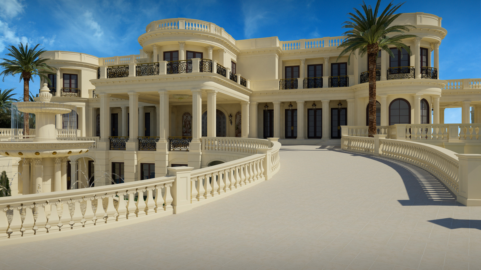 At 139 million newly listed florida home is most for Most luxurious house