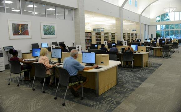 Palm Beach County Libraries Boca Raton