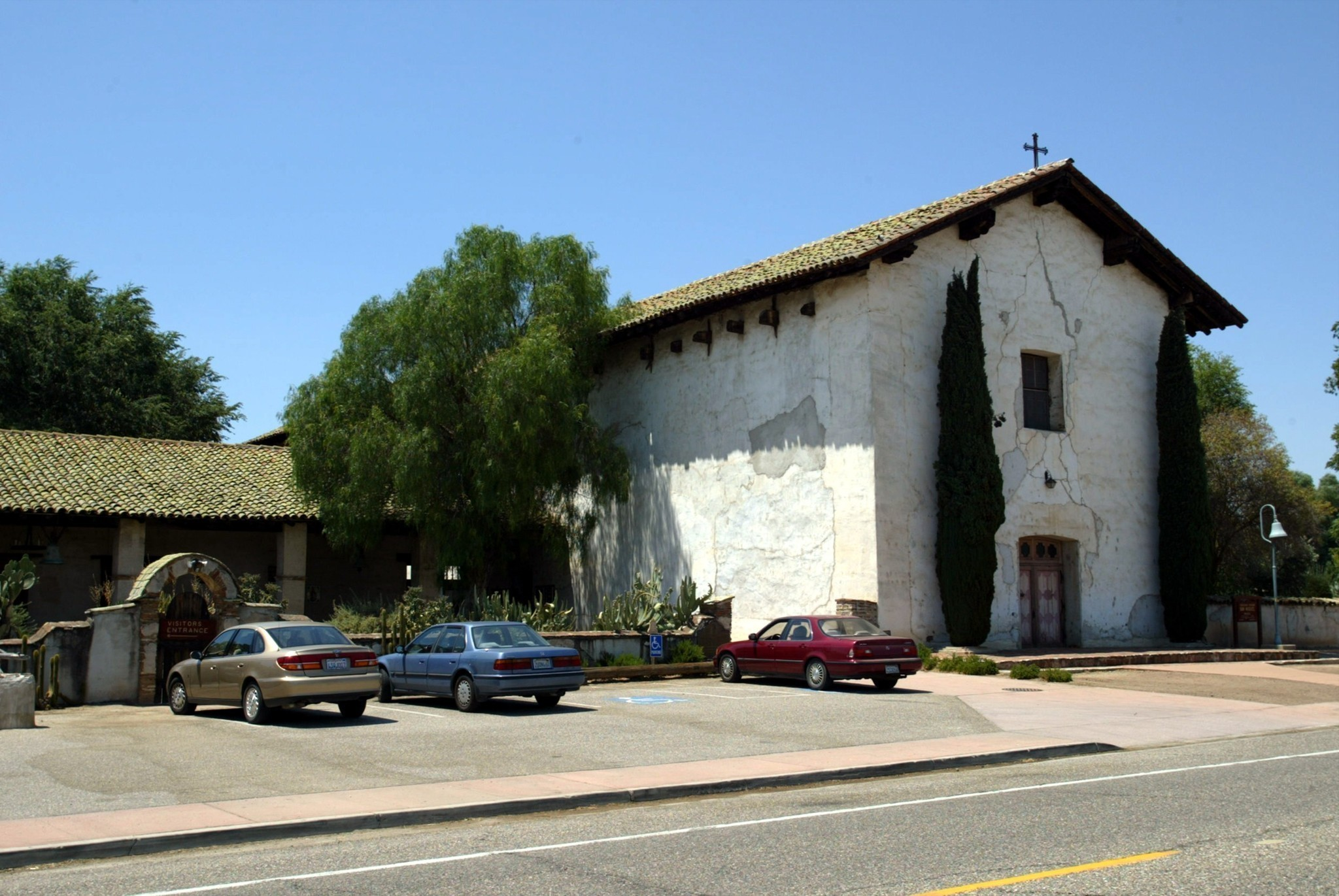 California Missions Spotlight Notorious Mass Murder At