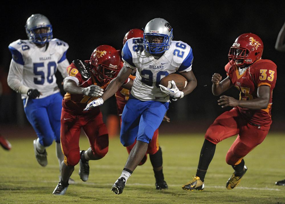 Deerfield Beach Florida High School Football