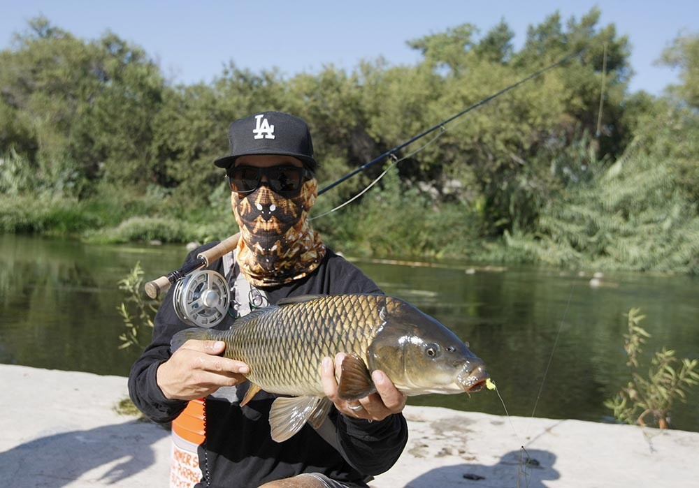Photo gallery first annual los angeles river off tha for Fishing in los angeles